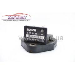Датчик ускорения Bosch для Citroen, Fiat, Peugeot, Hyundai, Volvo, Lada  1992-н.в. годов выпуска