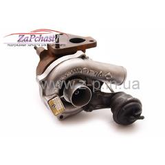 Турбина ККК для RENAULT, NISSAN, DACIA,  SUZUKI   2001-н.в. годов выпуска с мотором 1.5 DCI