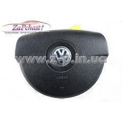 Подушка безопасности (Airbag) водителя Volkswagen T5, T6 Transporter, Multivan, Caravelle 2003-2015 годов выпуска.
