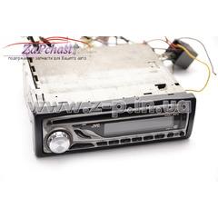 Автомагнитола CD JVC KD- G322  со встроенным усилителем выходной мощностью 4 х 50 Вт.